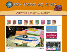Max Trainer Art Studio