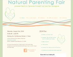 Natural Parenting Fair